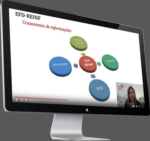 Vídeo: EFD-REINF: Desvendando o novo projeto SPED