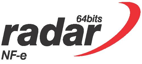 Radar NF-e64 - Preto Transparente - RGB - 500 Pixels - 300 dpi
