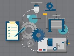 Gestão preventiva e corretiva da manutenção industrial