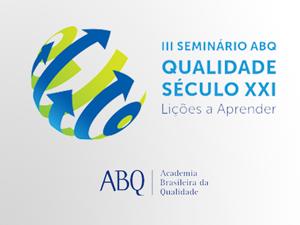 A WK Sistemas em parceria com o canal Visimax é patrocinadora do III Seminário ABQ Qualidade Século XXI. O evento será dia 10 de novembro em São Paulo.