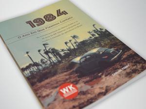 No dia 2 de janeiro a WK Sistemas completou 33 anos de fundação, com uma trajetória essencial em tecnologia da informação. E no mês de aniversário, a empresa está relembrando a sua história, que foi contada no livro 1984 – O Ano Em Que Fizemos Contato.