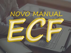 Foi publicado no Diário Oficial da União o novo Manual da ECF | Escrituração Contábil Fiscal para o leiaute 3.