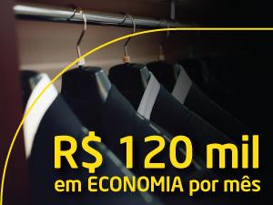 Após implantação de um software de gestão integrada, Cia do Terno economiza R$ 120 mil por mês e mais de 1 milhão anual.