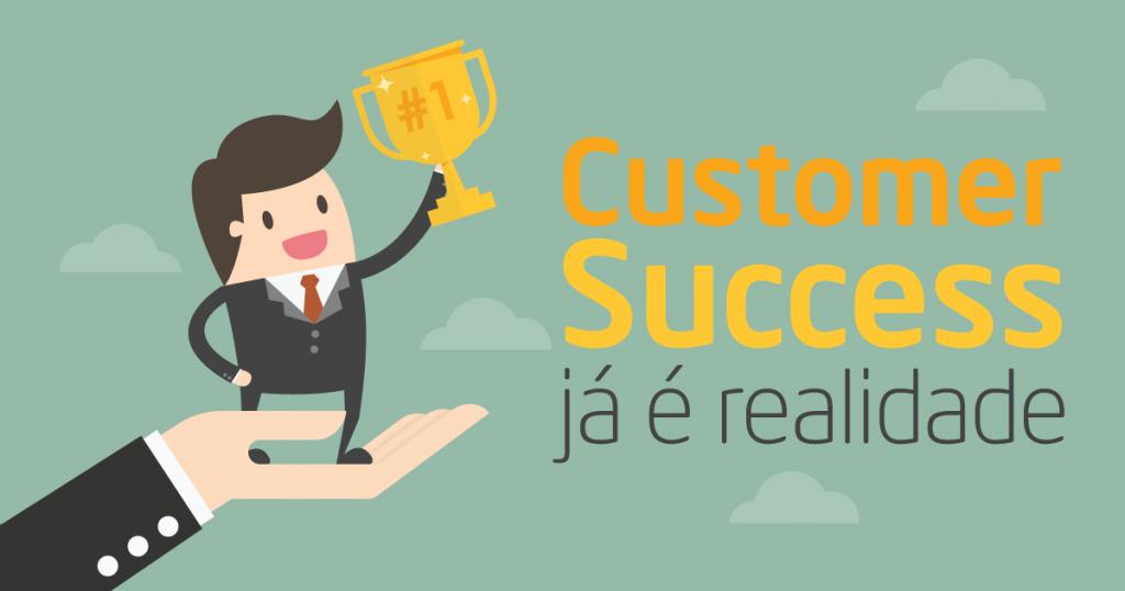 """Quando conversamos sobre gestão de clientes, podemos passar horas trocando ideias, mas é importante acompanhar as melhores práticas de mercado. Por isso embarcamos na """"onda"""" do momento e que não deve passar tão cedo: o Customer Success."""