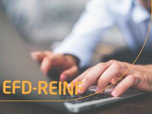 O prazo de início para envio dos arquivos da EFD-REINF para cada grupo de contribuintes tem relação com a implementação progressiva do eSocial.