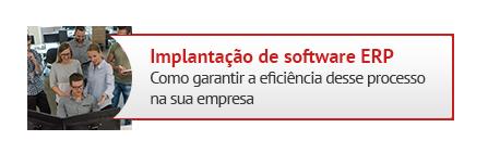 Implantação de software ERP