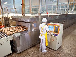 Controle da produção na indústria de alimentos