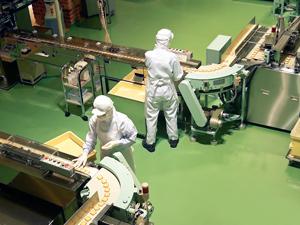 Cadeia produtiva na indústria de alimentos