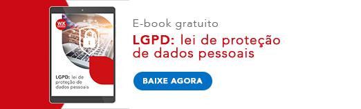 [E-book] LGPD: lei de proteção de dados pessoais
